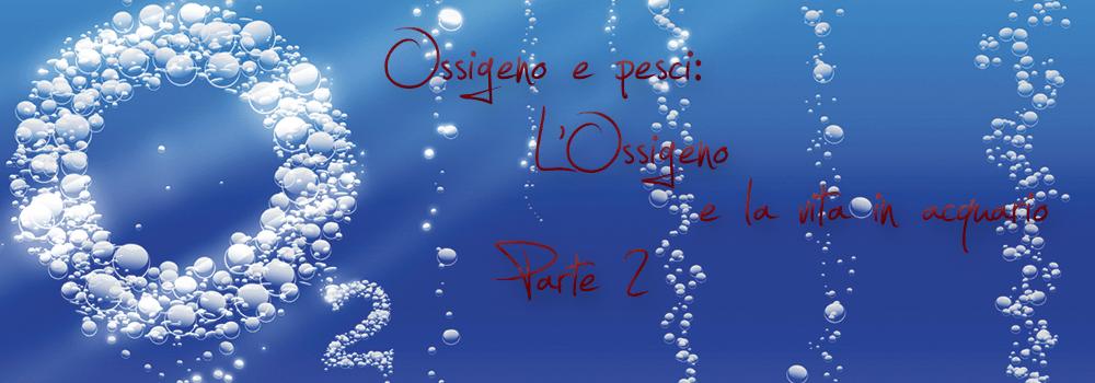 Ossigeno e pesci
